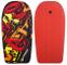 Schildkröt Funsports Bodyboard Grande Tavola da Nuoto (con Cordicella), Multicolore