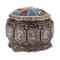 Wifehelper Vintage Music Box 12 Constellation Music Box con Luci a LED Lampeggianti, Splen...
