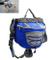 Xiaoyu Zaino per cani, porta bretelle a sella regolabile, per il viaggio campeggio trekkin...