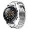 SUNDAREE Compatibile con Cinturino Galaxy Watch 46MM,22MM Cinturini di Ricambio Acciaio In...