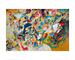 Enormous Art Ltd. Kandinsky Composition VII 1913 - Stampa Artistica, 40 x 50 cm