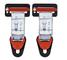 Kit Sicurezza Auto per navicella Windoo Plus, Omologata Auto (0-10kg), Total Black
