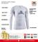 X-Bionic Invent 4.0 RNECK LS M, Strato Base Camicia Funzionale Uomo, White/Black, XL