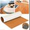 Maso 90×240 cm schiuma sintetica EVA per yacht barca in teak pavimentazione marina antisci...