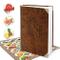 Logbuch-Verlag - Set di ricettari da scrivere a piacere, formato DIN A4, effetto pelle, ma...