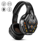 PHOINIKAS Cuffie Gaming PS4, Cuffie Wireless Bluetooth con surround 7.1 per bassi, Cuffie...