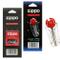 Zippo - Set di accessori per accendini, pietre focaie e stoppino