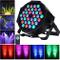 Luci Palco, AONCO Par LED Luce di Discoteca Fari da Palco RGB 36LED Canale DMX512 fase luc...