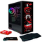 Fierce GOBBLER High-End RGB Gaming PC Pacchetto - Veloce 4.5GHz Hex-Core Intel Core i5 960...