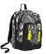 Zaino scuola new advanced SEVEN - AVIUM - AURICOLARI WIRELESS - Black - 30 LT - inserti ri...