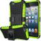 ykooe Cover per iPod Touch 5/6/7, Silicone Custodia Touch 6 Doppio Strato a Ibrida Caso co...