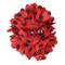 La Señorita Fiore Flamenco Spagnolo Danza Rosso Nero