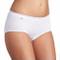 Sloggi N 8 Slip Donna Basic Midi dalla TG 3 alla TG 7 Colore Bianco (3)