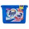 Dash Allin1 Pods Tocco di Lenor, Pods per Bucato, Pulizia a Basse Temperature di 30 °C e P...