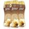 Lenor Oro e Fiori di Vaniglia Profumo per Bucato, Pacco da 3 x 285 g