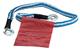 Corda Traino Antistrappo per 2800 kg bandiera per segalazione