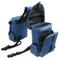 TrailMax 500 Back Saddle Pockets - Bisaccia posteriore con tasche - Blu