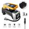 Compressore Portatile per Auto,Geker Compressore Aria Portatile 12V 150PSI Manometro Digit...