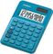 Casio MS-7UC-BU Mini Calcolatrice da Tavolo, Blu