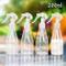 CHIFOOM 4 Pezzi 200 ml Flaconi Spray Vuoti,Bottigliette Spray per Parrucchieri Trasparente...