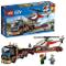 Lego - City Trasportatore Carichi Pesanti, con Due MinifigureRicco di Dettagli Realistici...