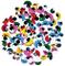 Eduplay - Occhi con Pupilla Mobile Misti, con Ciglia, 100 Pezzi