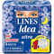 Set 24 LINES Idea Ultra 8 Notte Ali Promo Flash Assorbente Igiene Intima Femminile