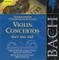 Violin Concertos Bwv 1041-1043