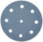 Festool 497145–disco STF D125/8P40gr/10, blu