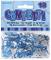 Unique Party 55212 - Blu Brillante Coriandoli in Foil per 18° Compleanno