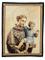 LibreriadelSanto.it Arazzo Sant'Antonio con Gesù Bambino - Dimensioni 33x25 cm