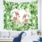 xkjymx New Butterfly Print Tapestry Tapestry Home Decoration Panno Appeso Sfondo Wall Clot...