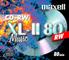 Maxell CD-RW80 XL II 700MB - Confezione da 10