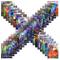 Meetforyou Giochi di Carte 100 Pezzi Carte Pokemon Carta Stile TCG Holo Ex Full Art 59 Ex...