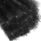 Wiltec Spazzola per grondaie da 24m 120 cm Ø 12 cm Protezione da Foglie e martore 20 Pezzi