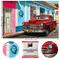 GREAT ART Photo Carta da Parati – Cuba Decorazione Oldtimer Auto Macchina L'Avana Patrimon...