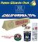 Panno biliardo pool Renzline (by Longoni) California blu cm.260x170, copertura piano e spo...