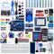Elegoo Scheda Starter Ultimate Kit Piu Completo per Progetto Principianti con Tutorial in...