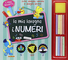 I numeri. La mia lavagna. Ediz. illustrata. Con gadget