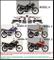 Kit adesivi decal stikers HONDA TRANSALP XL 600 V 1997-1999 (INDICARE IL MODELLO A o B o C...