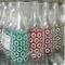 Bottiglia vetro cerve lory daisy acqua da 1 litro (100cl) elegante con tappo meccanico erm...