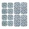 Stimpads, Confezione Eco-Pack da 12 Pezzi ad Alte Prestazioni, elettrodi TENS/EMS a Lunga...