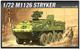 Academy Modellino Carro Armato - M1126 Stryker Scala 1:72 (ACA13411)