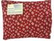 Cuscino 20x32 cm noccioli di ciliegia - INCLUSO INSERTO RILASSANTE in cirmolo e lavanda -...