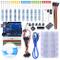 STARTOGOO ArduinoIDE Starter Kit Scheda Breadboard Sensor Jumper Wire 1 Digit 7-Segment Di...