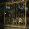 Cascata Luminose per Finestra Balcone 9 x 3m 900er LED String Impermeabile 8 modalità, Fun...