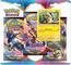 Pokemon TCG: Sword and Shield, confezione da 3 booster (uno a caso), 172-80655