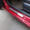 N/A 4 Pezzi Soglia Porta Battitacco, per Renault Captur 2014-2020 Auto Pedale Calci Scuff...