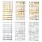 Lettera Adesivi Alfabeto Sticker Glitter Adesivi alfabeti, Lettere dell' Alfabeto e Numeri...
