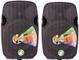 Technosound TK08A coppia casse attive amplificate woofer 8 pollici 200w di picco per feste...